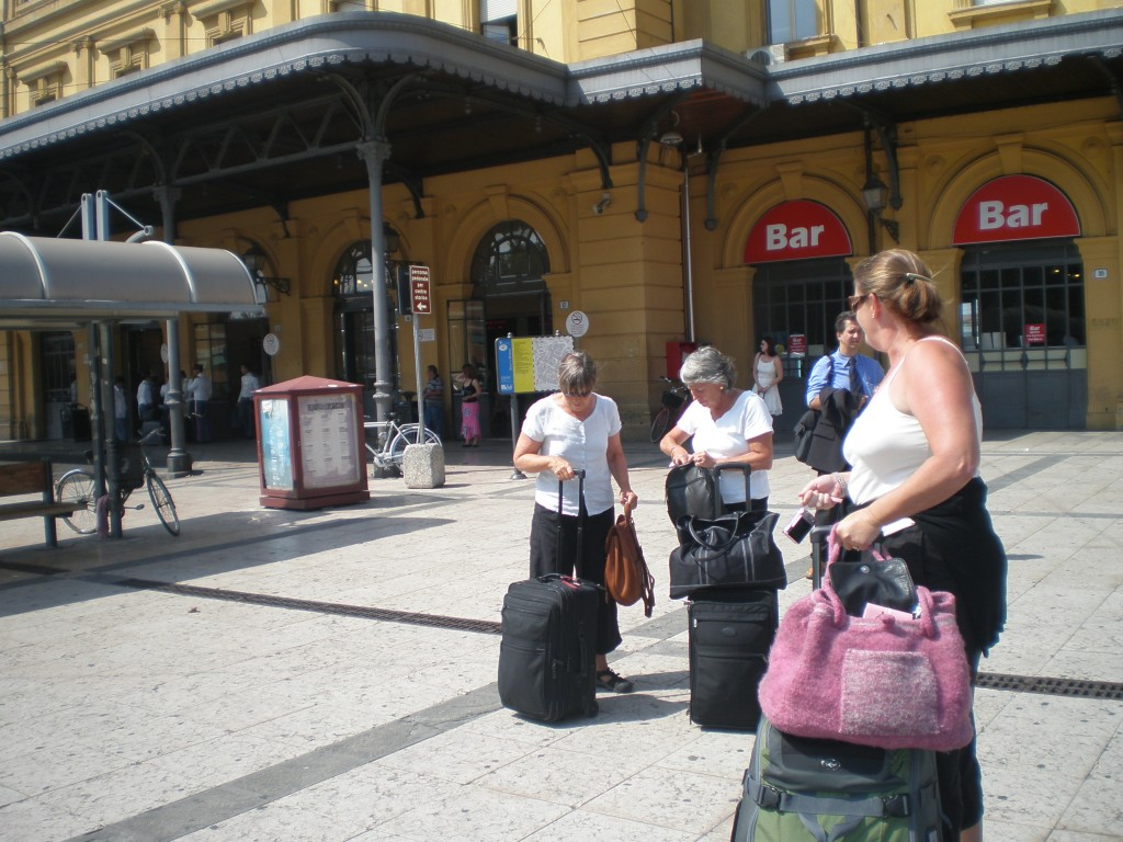 Pickup point: Modena Rail Station